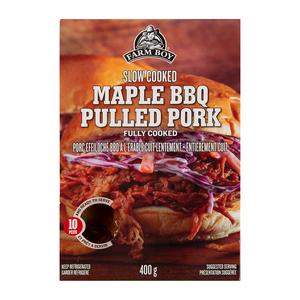Farm Boy Pulled Pork Maple BBQ 400 g