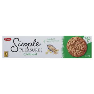 Dare Simple Pleasures Cookies Oatmeal 325 g
