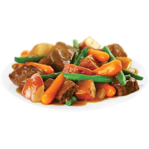 Healthy Choice Gourmet Steamers Frozen Entrée Beef Merlot 283 g