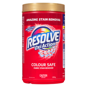 Resolve Oxi-Action Colour Safe Fabric Stain Remover 1.35 kg