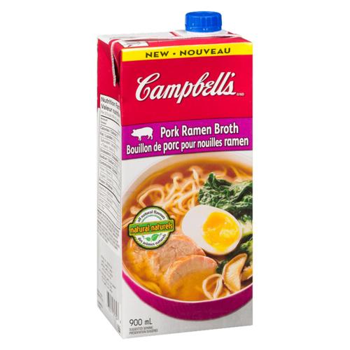 Campbell's Broth Pork Ramen 900 ml