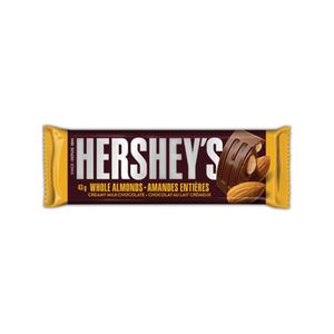 Hershey's Almond Regular Size Chocolate Bar 43 g
