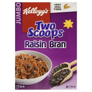 Kellogg's Raisin Bran Jumbo Cereal 1.15 kg