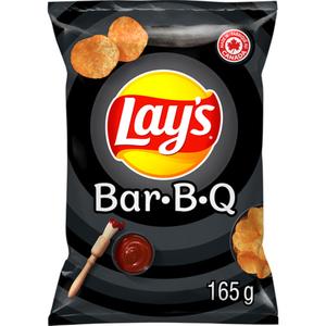 Lay's Potato Chips BBQ 165 g