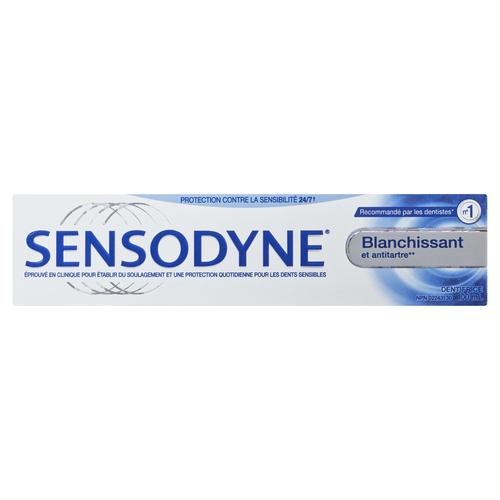 Sensodyne Whitening Plus Tartar Fighting Toothpaste 100 ml