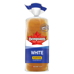 Dempster's Enriched White Bread 675 g