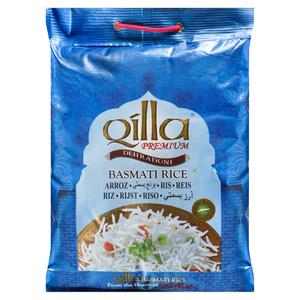 Qilla Premium Basmati Rice 4.54 kg