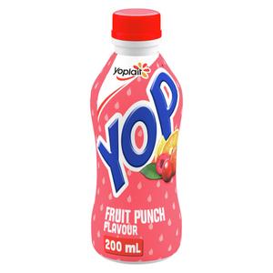 Yoplait Yop Drinkable Yogurt Fruity Edition 200 ml