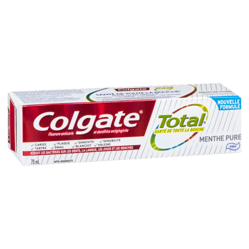 Colgate Total Toothpaste Clean Mint 70 ml