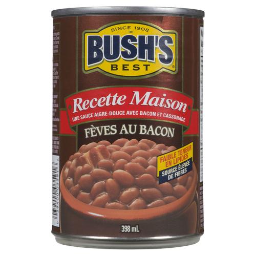Bush  Homestyle Baked Beans 398 mL