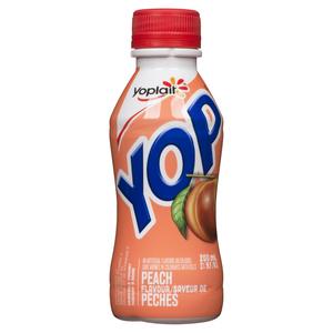 Yoplait Yop Drinkable Yogurt Peach 200 ml