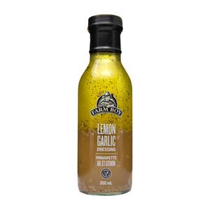 Farm Boy Dressing Lemon Garlic Vinaigrette 350 ml