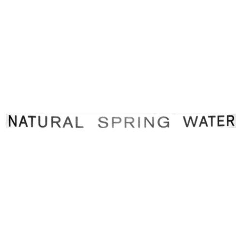 Evian Natural Spring Water 1.5 L