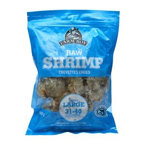 Farm Boy Easy Peel Shrimp 31-40 Count 340 g