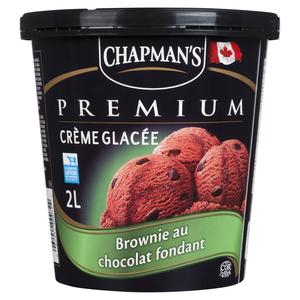 Chapman's Chocolate Fudge Brownie Ice Cream 2 L