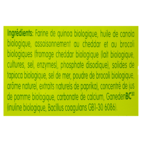 Baby Gourmet Organic Baby Snacks Puffies Cheesy Broccoli 42 g