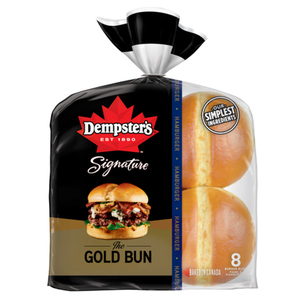 Dempster's Signature The Gold Burger Buns Pack of 8