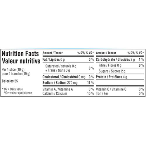 Kraft Singles Fat Free Slices 410 g