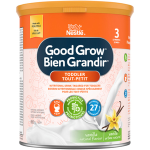 Nestlé Good Grow Stage 3 Toddler Drink Vanilla