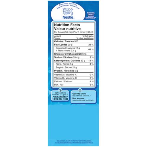Nestlé Drumstick Vanilla 4 x 140 ml