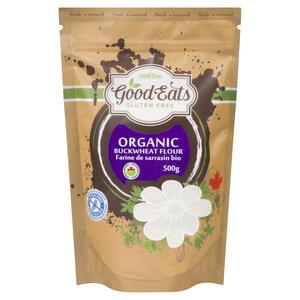 Good Eats Organic Gluten Free Buckwheat Flour 500 g
