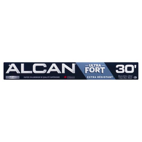 Alcan Heavy Duty Aluminum Foil Wrap 12 inches X 30 feet