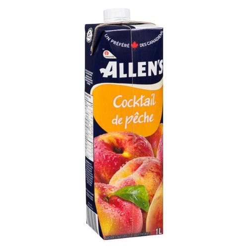 Allen's Peach Cocktail 1 L