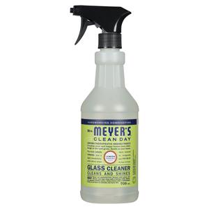 Mrs. Meyer's Clean Day Lemon Verbena Glass Cleaner 708 mL