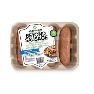Beyond Meat Plant-Based Mild Italian Sausage 4 x 100 g