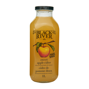 Black River Sweet Apple Cider 1 L