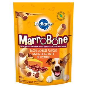 Pedigree MarroBone Dog Treats Bacon & Cheese 680 g