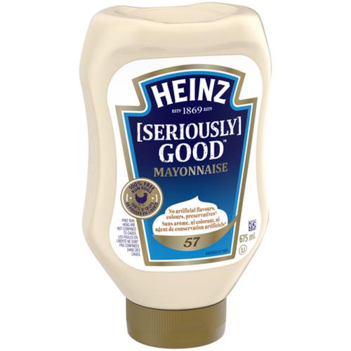 Heinz [Seriously] Good Mayonnaise 675 ml
