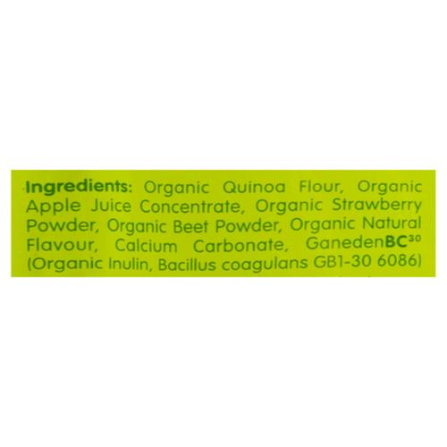 Baby Gourmet Organic Baby Snacks Puffies Strawberry Beet 42 g