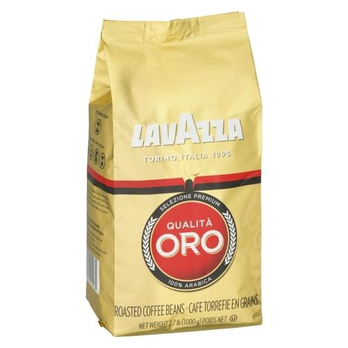 Lavazza Coffee Whole Bean Premium Arabica 1 kg
