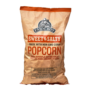Farm Boy Popcorn Sweet & Salty 300 g