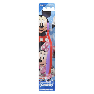 Oral-B Stages 2 Mickey Toothbrush 1 EA