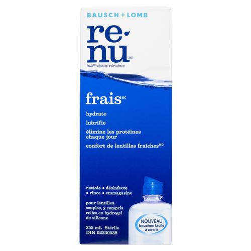 Bausch + Lomb Renu Fresh Eye Drops with Hydranate 355 ml