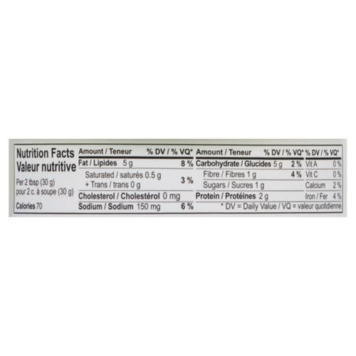 Summer Fresh Chick Pea and Roasted Pinenut Hummus 283 g