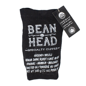 Bean Head Organic Specialty Ground Coffee 340 g