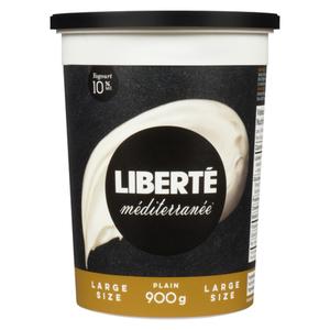 Liberte Méditerranée 10% Yogurt Plain 900 g