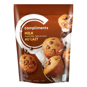 Compliments Baking Chips Milk Chocolate 775 g